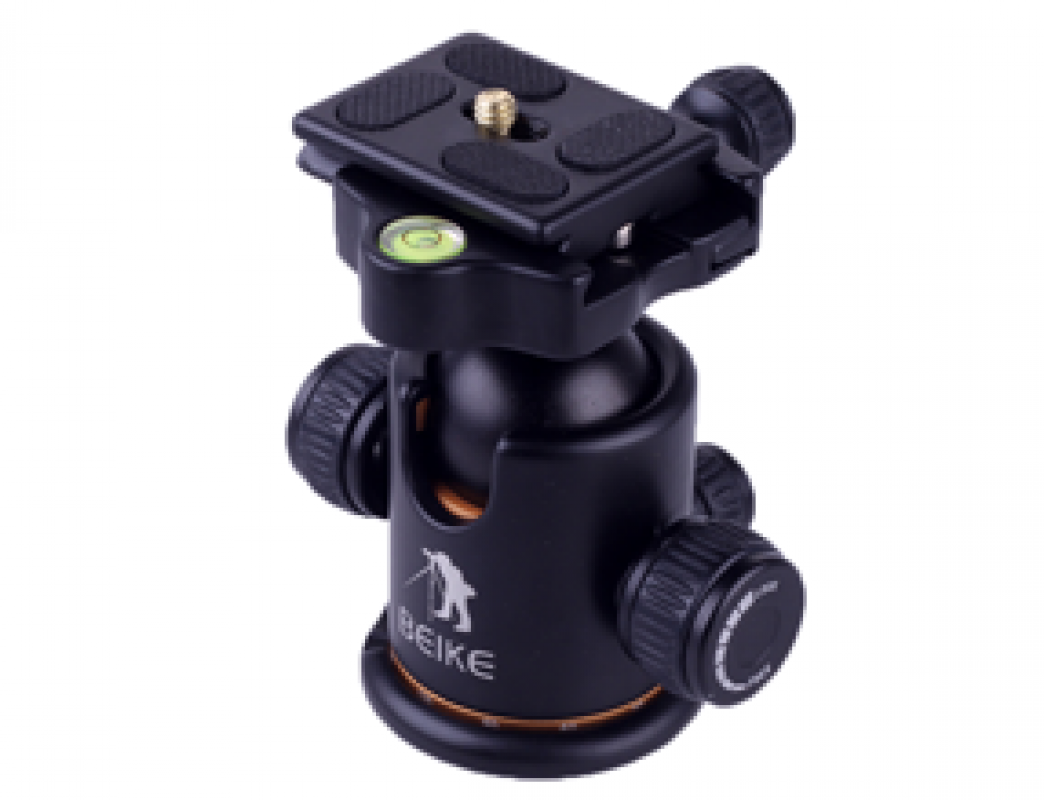 BEIKE-BK-03-Photography-Tripod-Ball-Head-Ballhead-Quick-Release-Plate-Pro-Camera-Tripod-Max-to